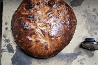 Komische Optik für ein Brot :D